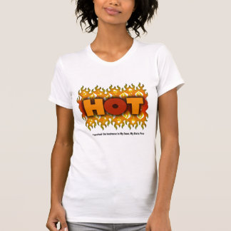 HOT! I Survived the Heat Wave Shirt
