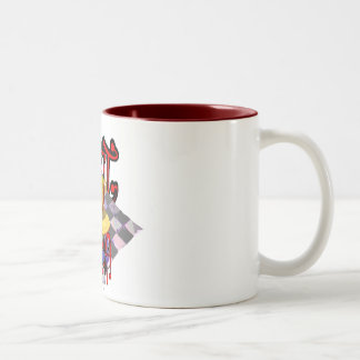 hot java Two-Tone mug