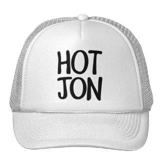 HOT JON TRUCKER HATS