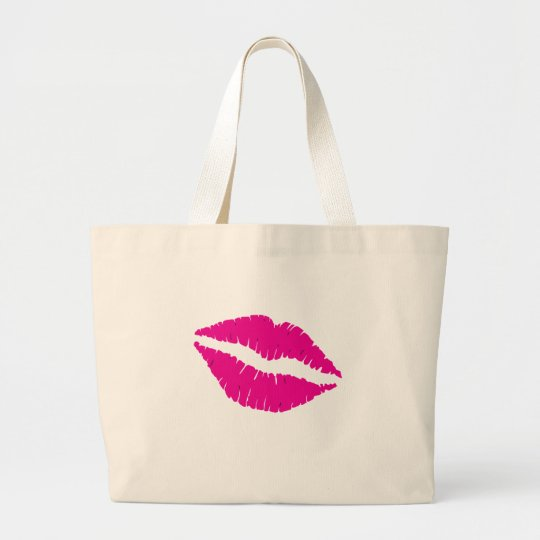 Hot Lips Products Large Tote Bag
