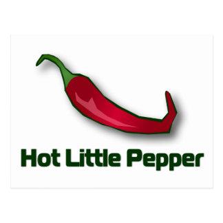 Hot Little Pepper Postcard