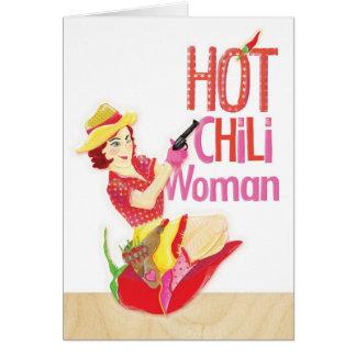 Hot Love Card