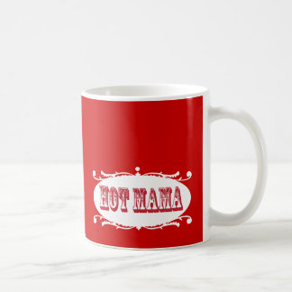 Hot Mama's Club Coffee Mug