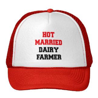 Hot Married Dairy Farmer Cap