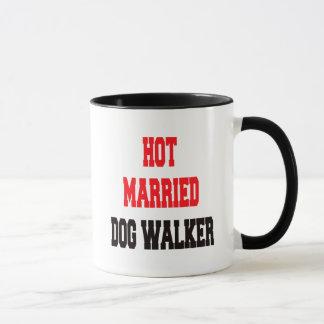 Hot Married Dog Walker Mug
