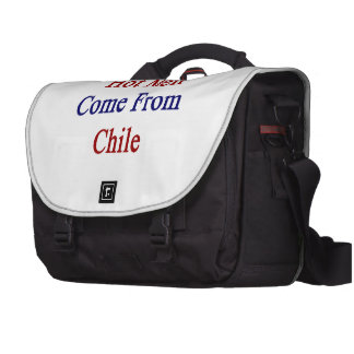 Hot Men Come From Chile Laptop Computer Bag