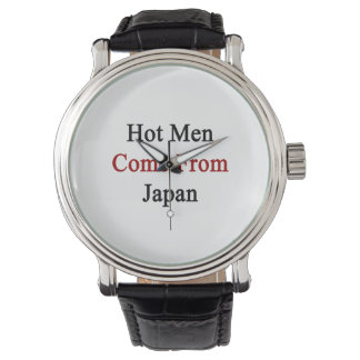 Hot Men Come From Japan Wrist Watches