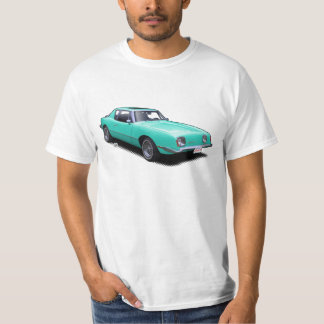 Hot Mint AvanTee Classic American Car T-Shirt