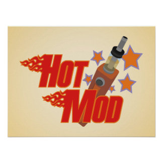 Hot Mod Poster