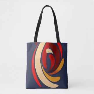 Hot Modern Classic Flourish Tote Bag