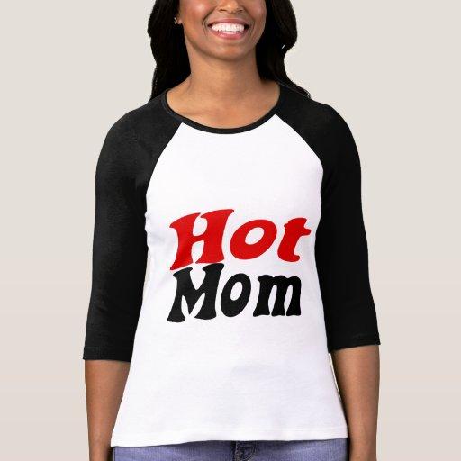 Hot Mom hausfrau T-shirts