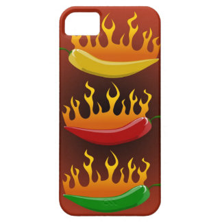 Hot of chilies iPhone 5 cases