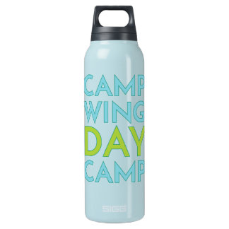 Hot (or Cold) Hydration - CWDC Insulated Water Bottle