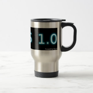 Hot or coldly? That is here the question Stainless Steel Travel Mug