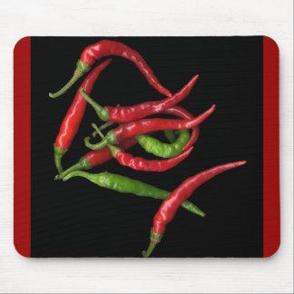 Hot Pepper 1 Mouse Mat