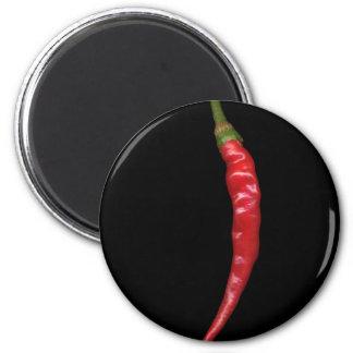 Hot Pepper 2 Refrigerator Magnets