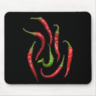 Hot Pepper 6 Mouse Pad