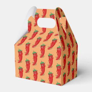 Hot Pepper Diva Favour Box
