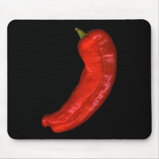Hot Pepper Mouse Pad