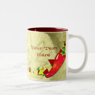 Hot Pepper Mug
