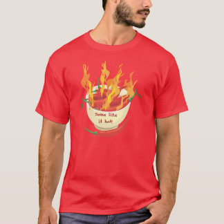 Hot Peppers T-Shirt
