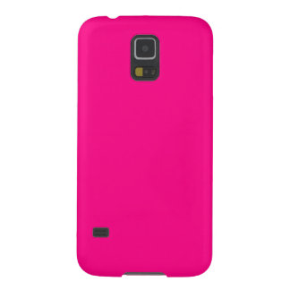 Hot Pink and Customizable Galaxy S5 Covers