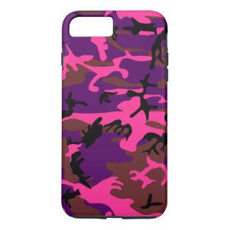 Hot Pink Camo iPhone 8 Plus/7 Plus Case