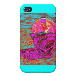 Hot Pink Cowboy Boot Iphone4 Case iPhone 4 Case