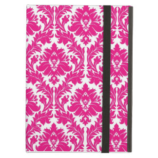 Hot Pink Damask iPad Air Case