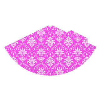 Hot Pink Damask Party Hat