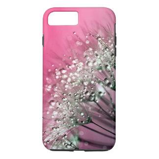 Hot Pink Dandelion iPhone 7 Plus Case
