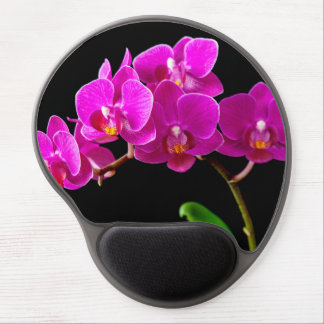 Hot Pink Dendrobium Orchid Flower Orchids Template Gel Mouse Pad