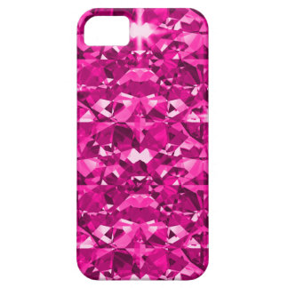 Hot Pink Diamonds iPhone 5 Cover