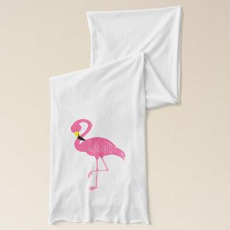 Hot Pink Flamingo Scarf