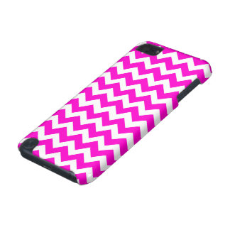 Hot Pink Fluorescent Pink iPod Touch (5th Generation) Covers