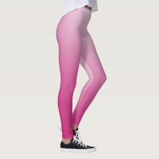 Hot Pink Gradient Leggings