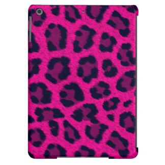 Hot Pink Leopard Print iPad Air Case