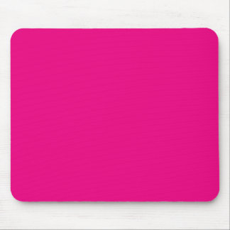 """""""Hot Pink"""" Mouse Pad"""