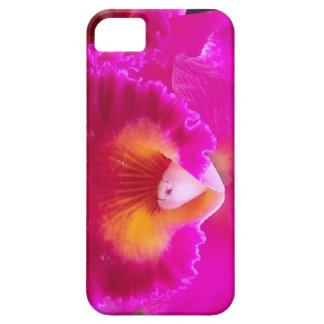 Hot Pink Orchid Case For The iPhone 5