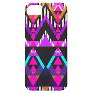 Hot Pink Pop Aztec Case For The iPhone 5
