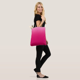 Hot Pink Sky Tote Bag