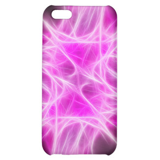 Hot Pink Star 1 iPhone 5C Case