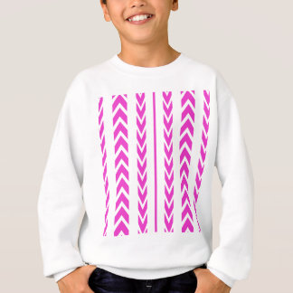 Hot Pink Tire Tread Sweatshirt