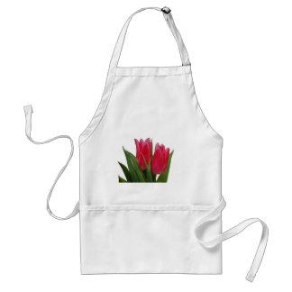 Hot Pink Tulip Apron