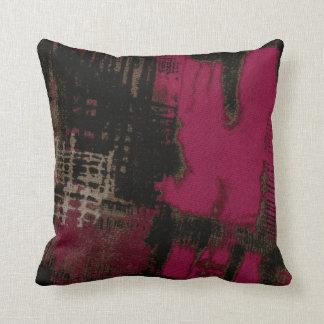 Hot Pink Urban Cushion