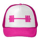 Hot Pink Weight Mesh Hat