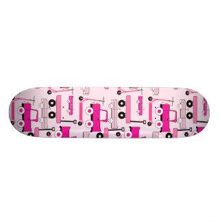 Hot Pink Wheels Vintage Cars Trucks Scooters Wagon Custom Skateboard