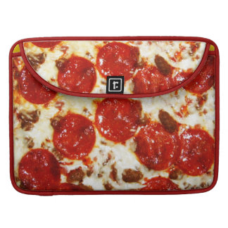 Hot Pizza Meme Sleeve For MacBook Pro