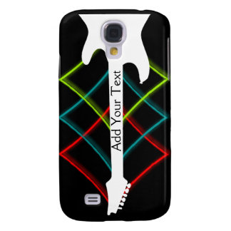 Hot Pop Color Guitar Business Galaxy S4 Cases