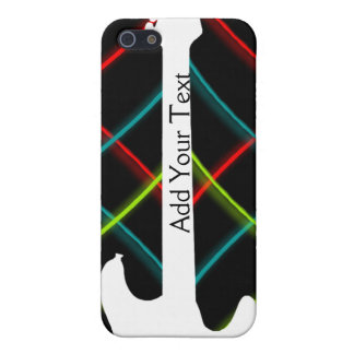 Hot Pop Color Guitar Business iPhone 5 Cover